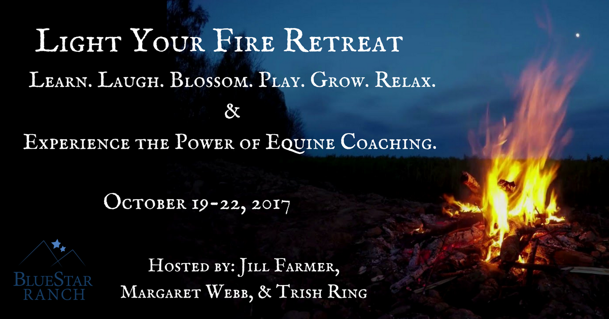 Upcoming Event: Light Your Fire Retreat