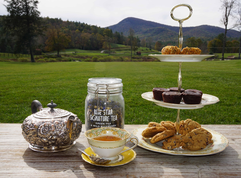 Blue Star Ranch Tea